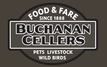 buchanan cellers food fare pets livestock wild birds mcminnville oregon
