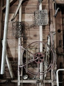 Equipment from the McMinnville Historic Registry