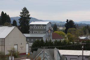 View of Buchanan Cellers